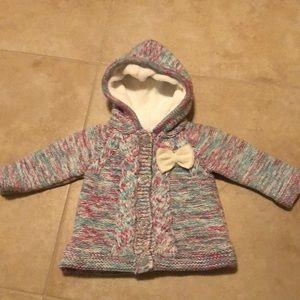Koala baby sweater coat
